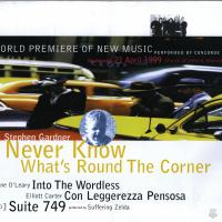"""You Never Know What's Round the Corner"", 21/04/1999"